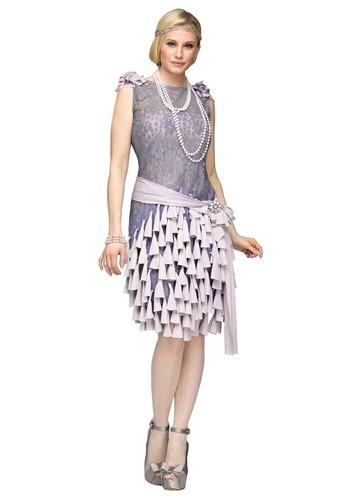 Vestido de mujer Blue Gatsby Daisy Bluebells