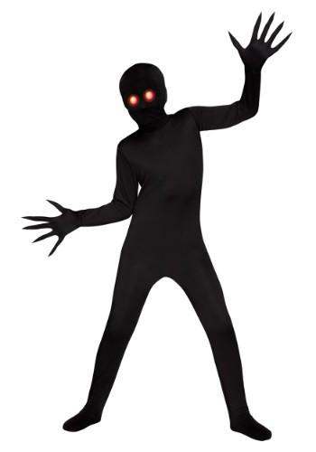 Disfraz de Demonio Fade Eye Shadow para niño