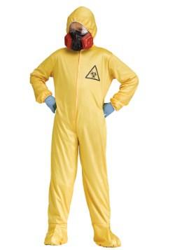 Disfraz infantil de material peligroso