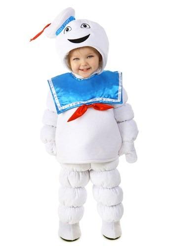 Disfraz infantil Hombre de Malvavisco de los Cazafantasmas