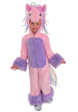 Disfraz para niña de Pony arcoíris