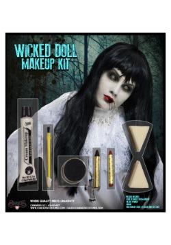 Kit de maquillaje para muñeca malvada