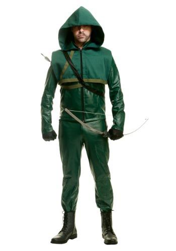 Disfraz de flecha premium para hombre