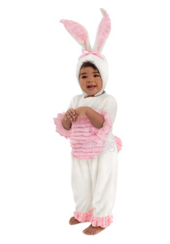 Disfraz Zoey the Bunny para niños pequeños