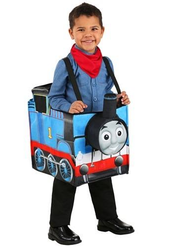 Disfraz infantil de Thomas el tren