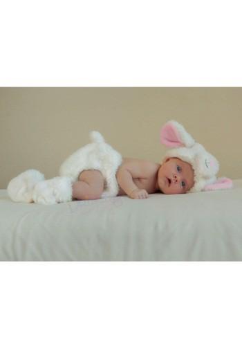 Cubierta de pañal de cordero adorable