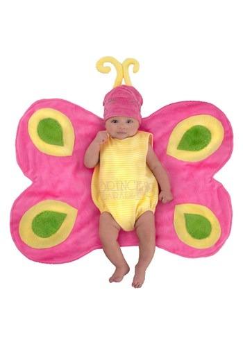 Saco de dormir de mariposa para bebé