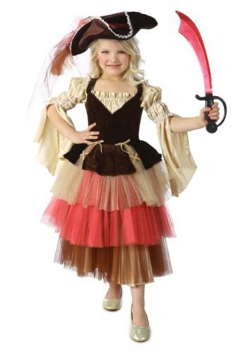 Disfraz de Audrey la pirata para niños