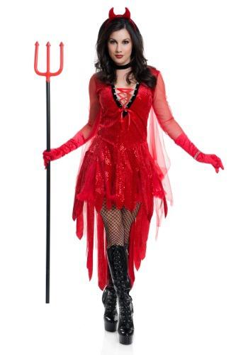 Disfraz para mujer Sizzling Devil