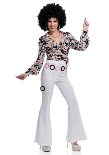 Camisa Paisley Disco Hottie para mujer