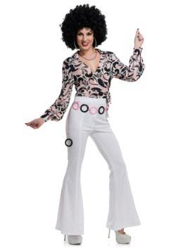 Pantalón para mujer White Disco