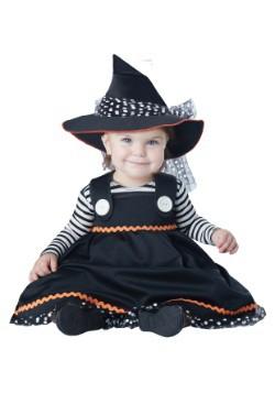 Disfraz de Pequeña Bruja para bebé