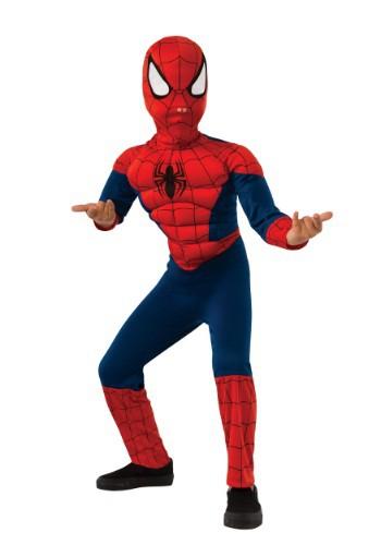 Disfraz de Cofre Muscular Spider-Man Ultimate Child