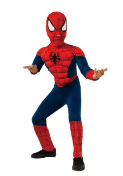 Disfraz de Cofre Muscular Spider-Man Ultimate Child