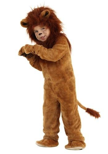 Disfraz de León Deluxe para niños pequeños