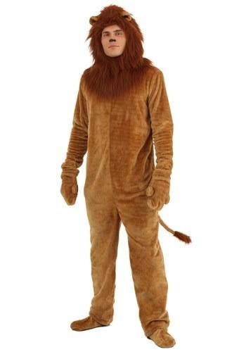 Disfraz de león Deluxe Plus