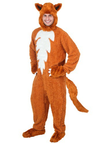 Disfraz de zorro talla extra