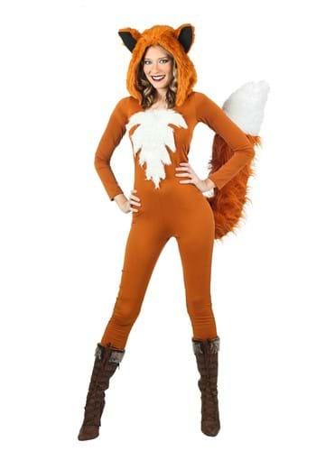 Disfraz sexy de zorro feroz