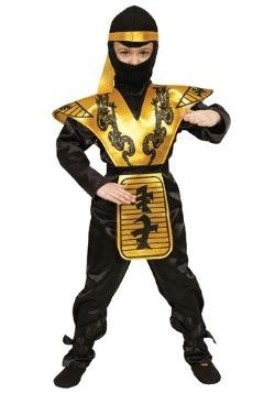 Disfraz de Mortal Ninja para niño
