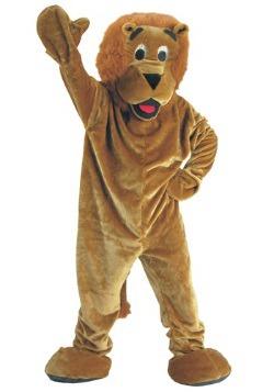 Disfraz de mascota león