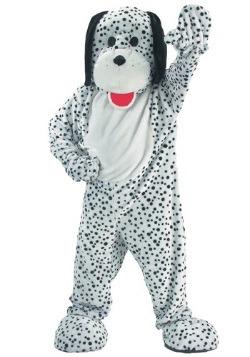 Disfraz de mascota de perro dálmata