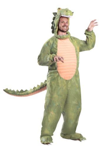 Disfraz de Al Gator talla extra