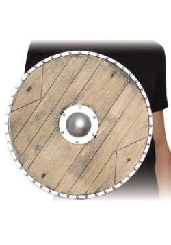 Escudo de madera de réplica