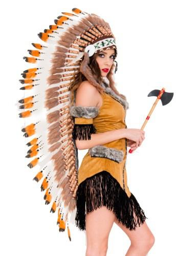 Tocado tribal de nativo americano