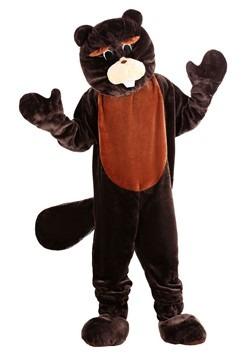 Disfraz de mascota de castor