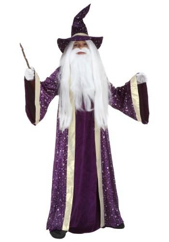 Disfraz de mago para niños