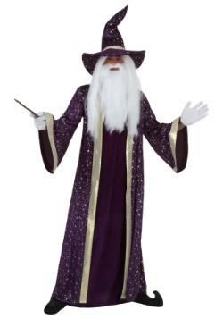 Disfraz de mago talla grande