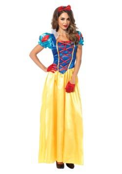 Vestido clásico para mujer de Blancanieves