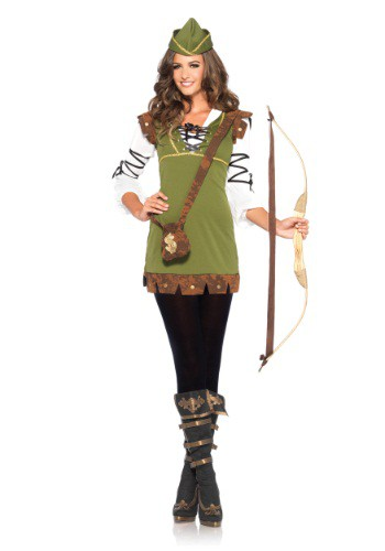 Clásico Robin Hood para mujer