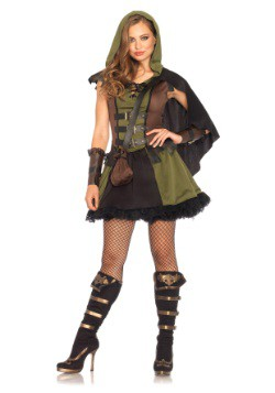 Disfraz para mujer Robin Hood Encantadora