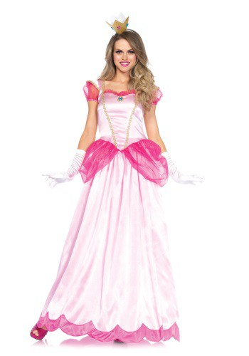 La princesa Rosa clásica de mujer