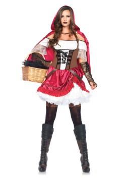 Disfraz de Caperucita Roja Rebelde para mujer