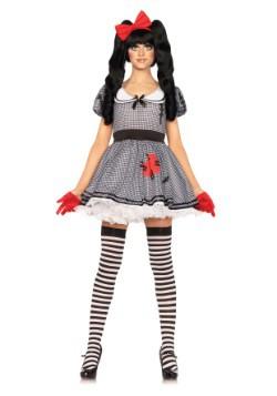 Disfraz de muñeca Wind Me Up para mujer