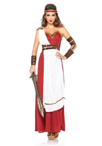Disfraz de diosa espartana