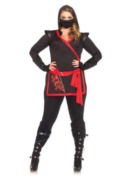 Disfraz de Ninja Assassin talla extra
