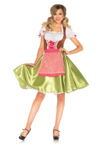 Disfraz para mujer Greta Encantadora