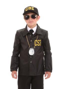 Disfraz de CSI infantil