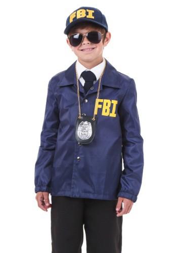 Disfraz infantil del FBI