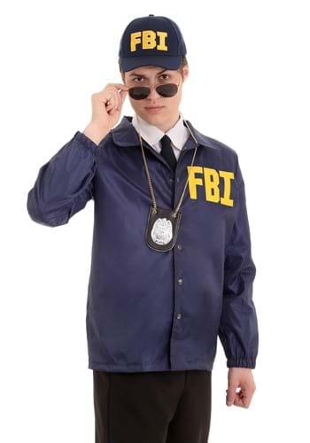 Disfraz del FBI para adulto