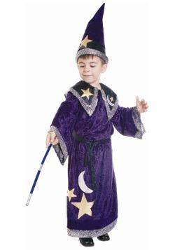 Disfraz de mago mágico para niños