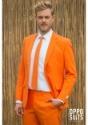 OppoSuits juego de los hombres de color naranja