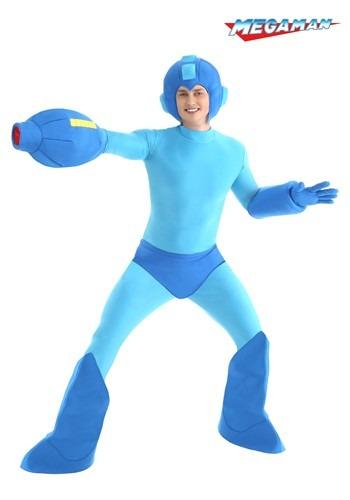 Disfraz de Megaman adulto