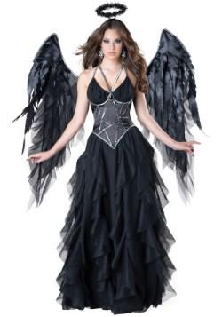 Disfraz para mujer de Ángel Oscuro