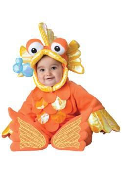 Disfraz de pez dorado para bebé/niño pequeño