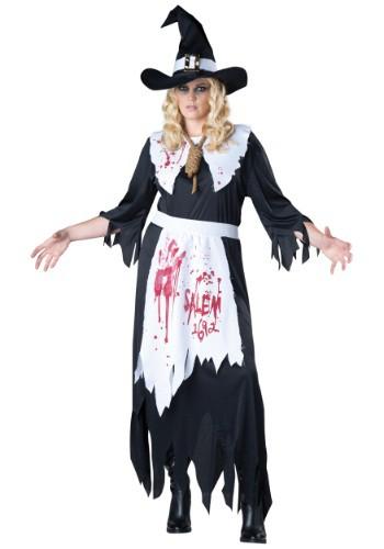 Disfraz de las Brujas de Salem talla extra