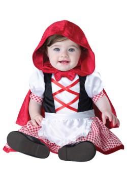 Disfraz de Caperucita Roja para bebé/niño pequeño
